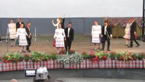 Nógrád néptánccsoport és Jázmin Nőikar